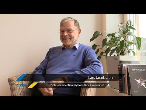 Lars Jacobsson berättar om forskning inom ADHD