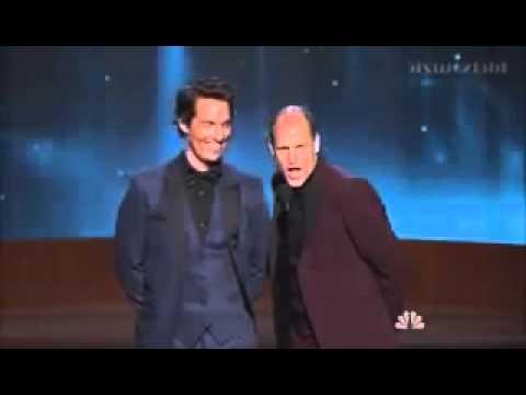 Emmy 2014 Matthew Mcconaughey Woody Harrelson True Detective Presentatori Sub Ita