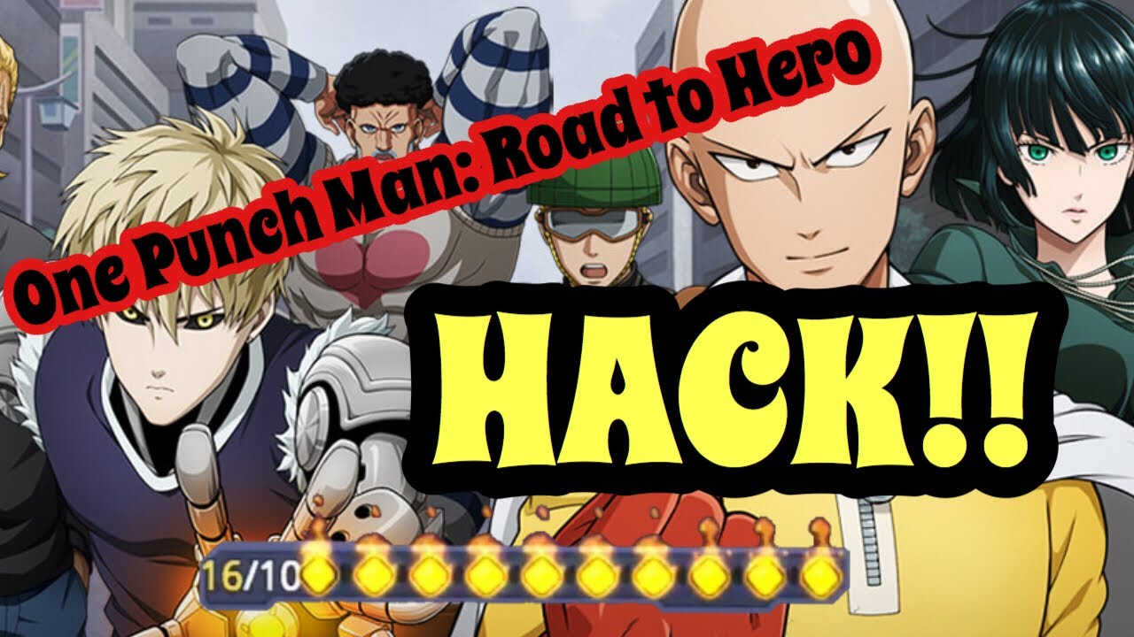 How to Hack One Punch Man: Road to Hero | No Jailbreak | Unlimited Stamina  Hack