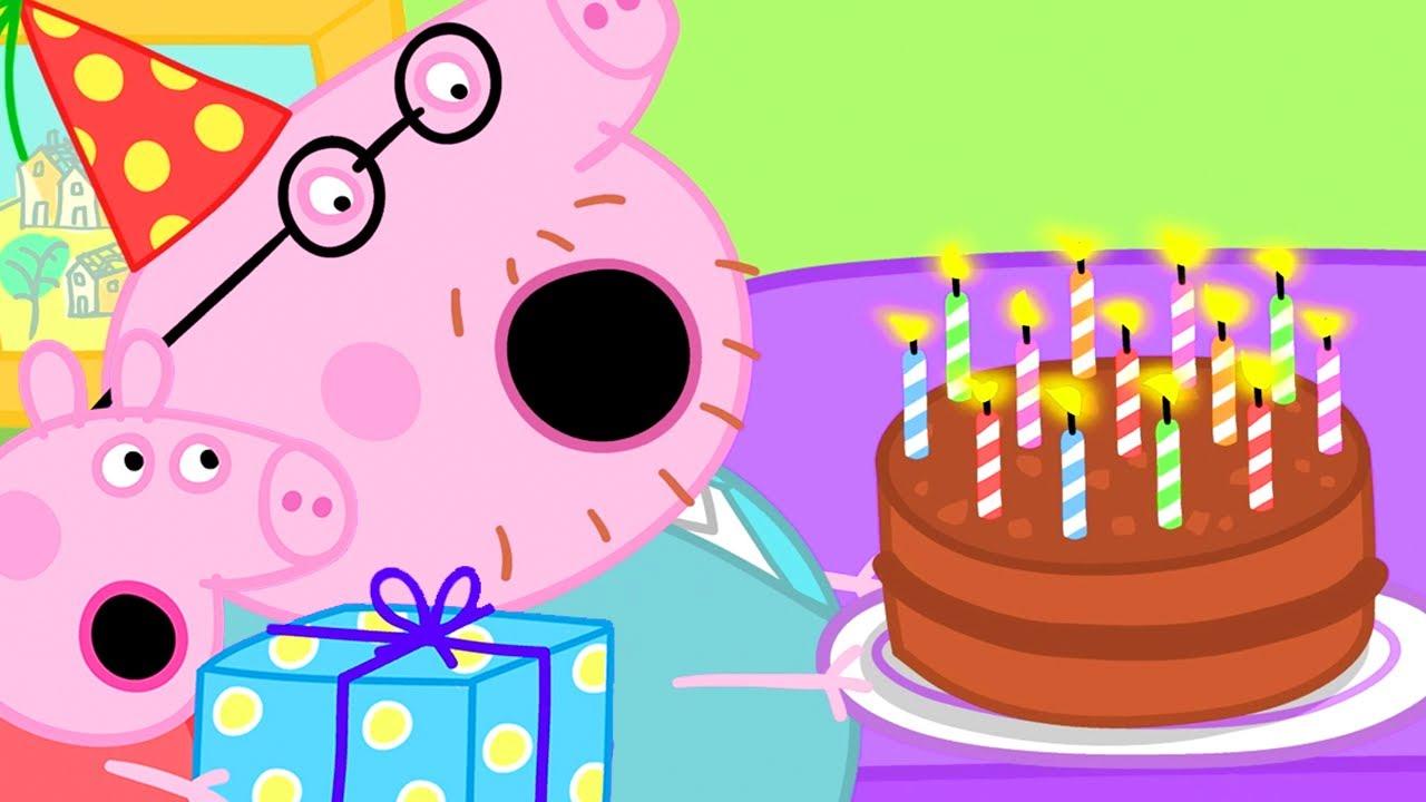 Download Papa Wutz hat Geburtstag! 🎉 Cartoons für Kinder | Peppa Wutz Neue Folgen