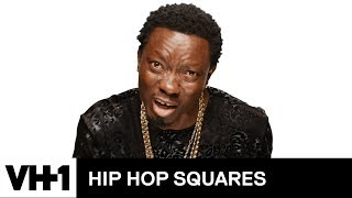 Hip Hop Card Revoked: Michael Blackson | Hip Hop Squares