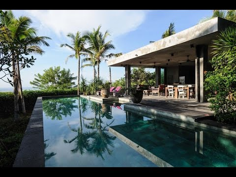 Spectacular Absolute Beachfront Villa on the East Coast of Bali (SGIA1279)