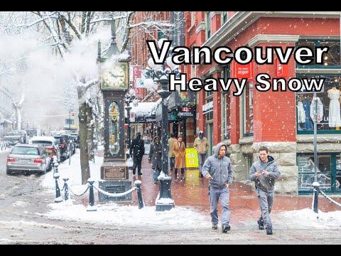 Vancouver Winter Heavy