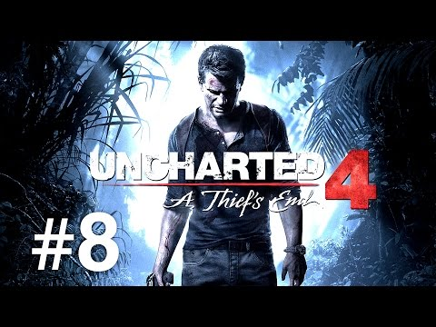 Uncharted 4   Povestea continua   Episodul 8 (PS4)