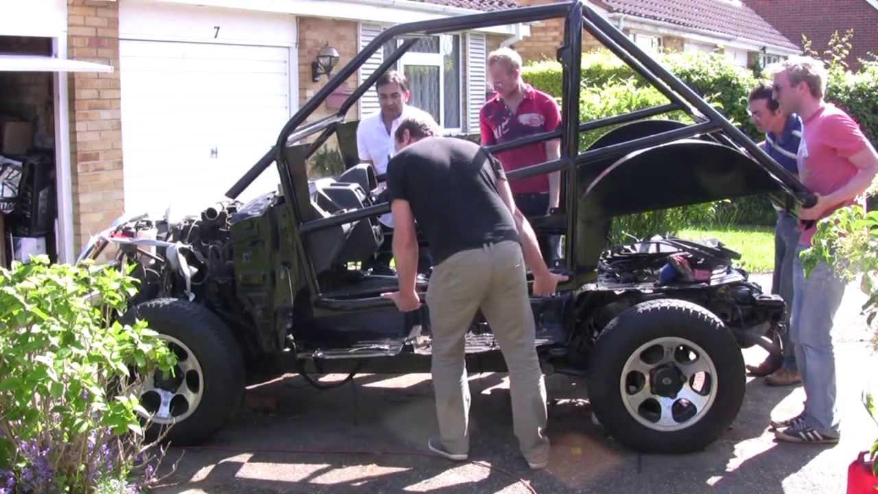 Suzuki Vitara Kit Car
