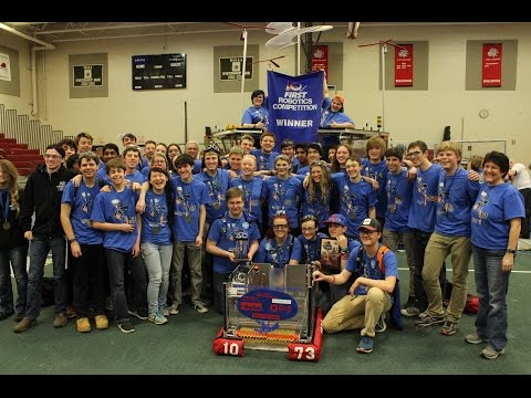 First Team 1073-  Southern New Hampshire District Event RECAP