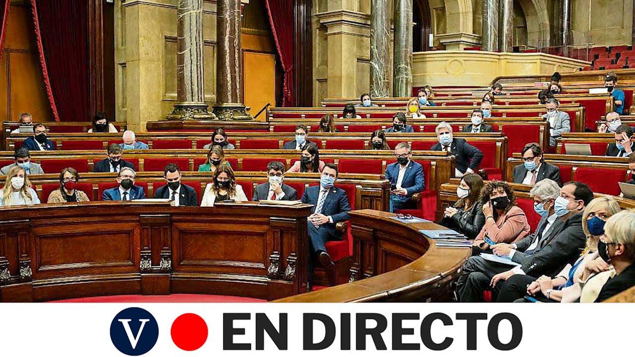 Download DIRECTO: Ple en el Parlament de Catalunya