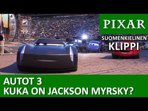 Kuka on Jackson Myrsky? | Autot 3