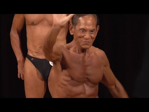 Ripped 81-Year-Old Bodybuilder Proves That You're Never Too Old to Lift