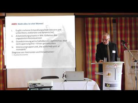 "Prof. Dr. Richard Sturn ""Adam Smith`s System of Natural Liberty"" @ Liberty Event Graz"