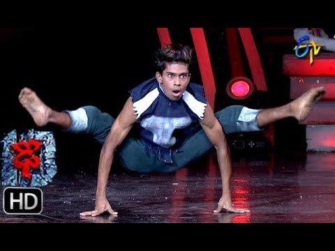 Mukul Performance   Dhee 10    4th July 2018   ETV Telugu