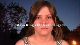 Maya and the Crystal Skull Book Trailer, directed by Rob Parnell