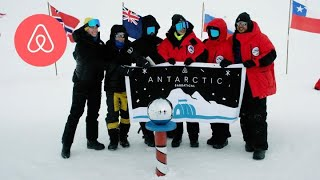 Gambar cover Back From the Antarctic Sabbatical   Only On   Airbnb