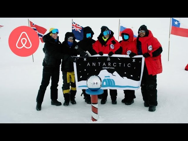 Back From the Antarctic Sabbatical | Only On | Airbnb