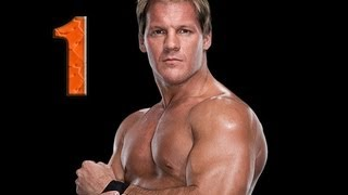 WWE Smackdown vs Raw 2009 CHRIS JERICHO PART 1 ROAD TO WRESTLEMANIA