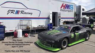 Mike Skeen: TA Dodge Challenger Data Lap