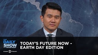 Download Today's Future Now - Earth Day Edition | The Daily Show Mp3 and Videos