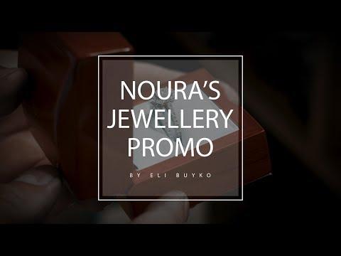 NOURA'S JEWELLERY PROMO - BY ELI BUYKO