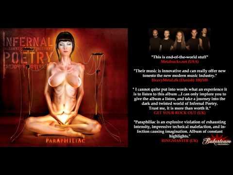 INFERNAL POETRY - Paraphilias (2013, Bakerteam Records)