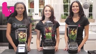 BLENDTEC vs VITAMIX vs NINJA - Dr. Oz Green Juice Test