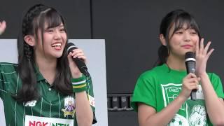 SKE48トークショー 12:30~【場所:ステージカー】 町音葉、...