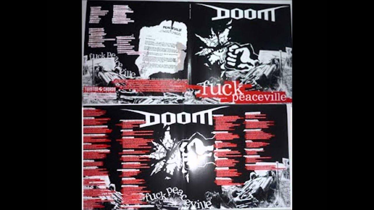 Doom fuck peaceville