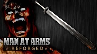 Guts' Pre-Dragonslayer Sword (Berserk) - MAN AT ARMS: REFORGED