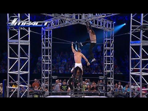 Ultimate X Tag Team Championship Match (Apr. 17, 2015)