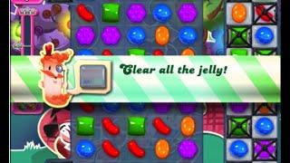 Candy Crush Saga Level 1511 walkthrough (no boosters)
