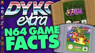Download Nintendo 64 Game Facts (N64) - Did You Know Gaming? Feat. Greg Mp3 and Videos