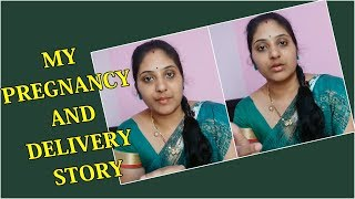 My Pregnancy And Delivery Story in Telugu // After Delivery Stomach Belt