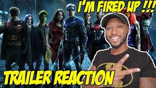 Titans Season 2 Official Teaser Trailer - Reaction & Review | The Squad is Back !!!