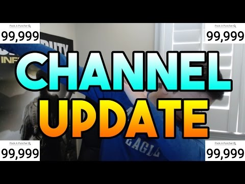 GET READY, THE TIME HAS COME... *MUST WATCH* (New Streaming Schedule + HUGE Channel Changes) #100K