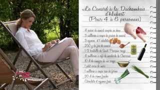 Recette : canard à la Duchambais - Les carnets de Julie