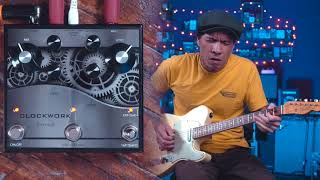 J. Rockett Clockwork Echo pedal