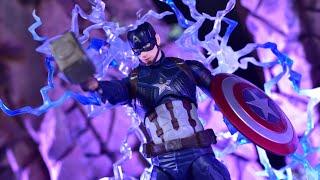 S.H. Figuarts Avengers: Endgame Captain America Review
