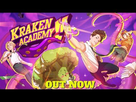 Kraken Academy!! - Coming September 10