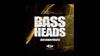 BASS HEAD for Serum - Dubstep & Hybrid Trap Presets