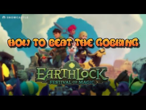 Earthlock Festival Of Magic - How To Beat The GobKing