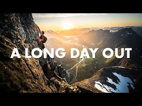 A Long Day Out with Kilian Jornet