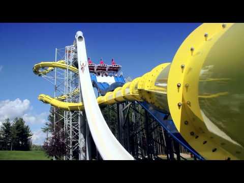 Vertigo - Calypso Theme Waterpark