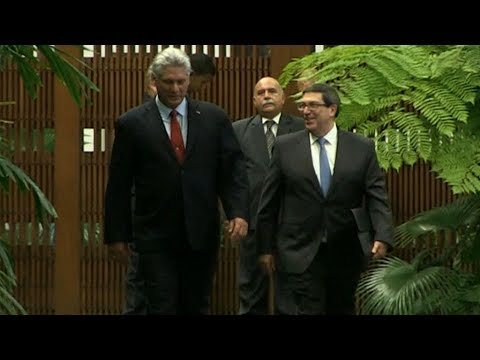 Global reactions to Cuba's historic new presidency