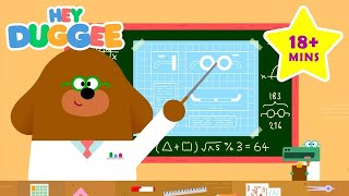 Let's Build! - 18+ Minutes - Duggee's Best Bits - Hey Duggee