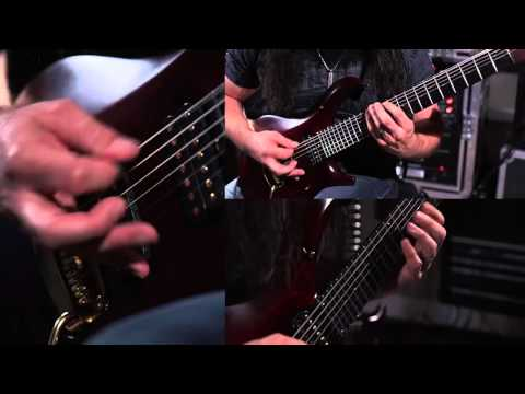 Petrucci Playing riff´s and solo's from The Astonishing (album) [pt. I]