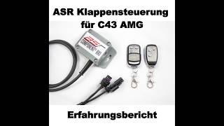 Ein kleines Video über das ASR Modul, welches die Klappen der Perfo...