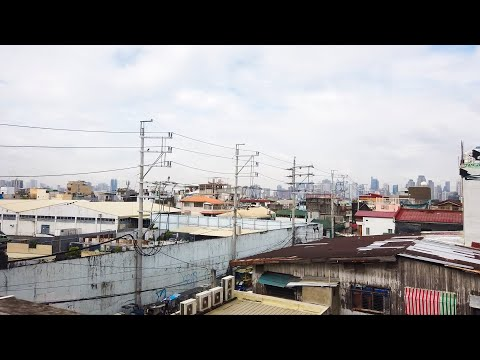 Manila 4K - Driving Downtown - Philippines