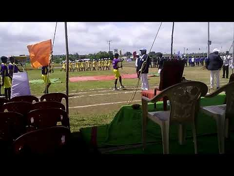T R E I Society Sport & Games meet at Lingamplly