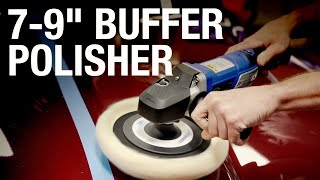 "The Perfect Tool for Buffing or Polishing Paint - Eastwood 7- 9"" Buffer Polisher! Eastwood"