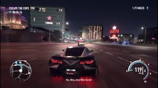 Need For Speed: Payback: Skyhammer with Icon Cars. (READ DESCRIPTION)