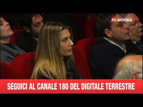 TgNorba24 - MOLISE UN' ALTRA STORIA, INTERVISTA A  FLAMMENT  CASTELLETTI